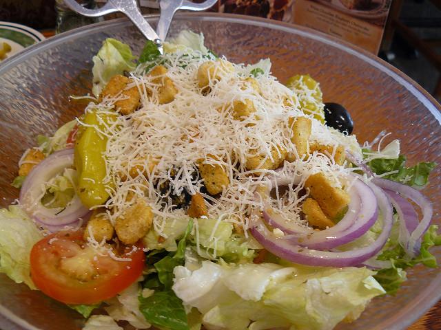 Restaurante Olive Garden