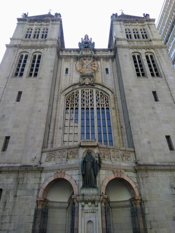 Basílica de Nossa Senhora da Assunção - Mosteiro de São Bento SP