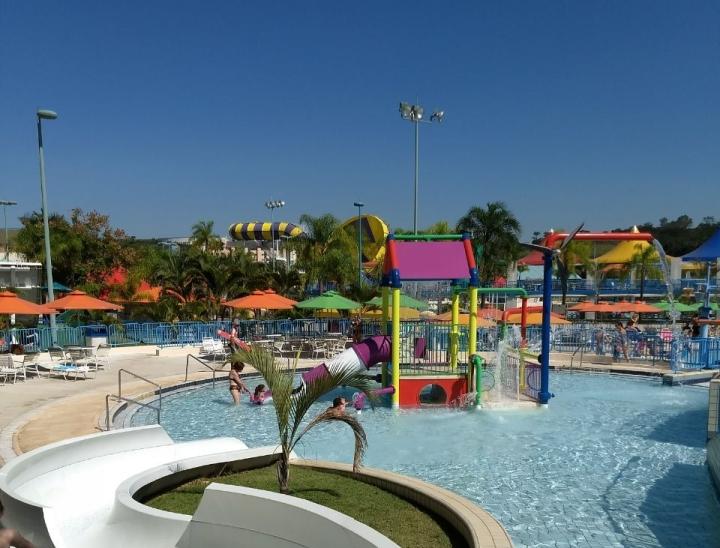 Parque aquático Wet'n Wild Itupeva SP
