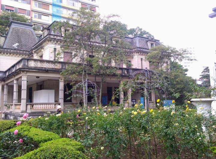 Casa das Rosas - Av. Paulista, SP