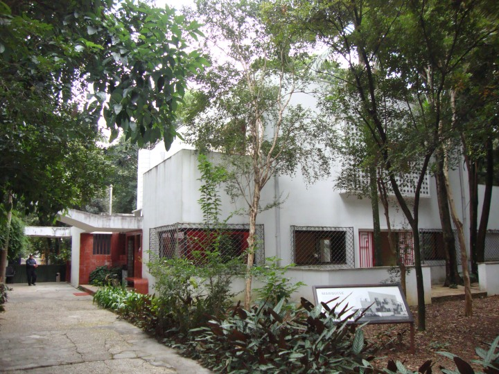 Casa Modernista - Rua Santa Cruz - SP