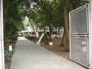 Parque Modernista e Casa Modernista - Rua Santa Cruz - SP