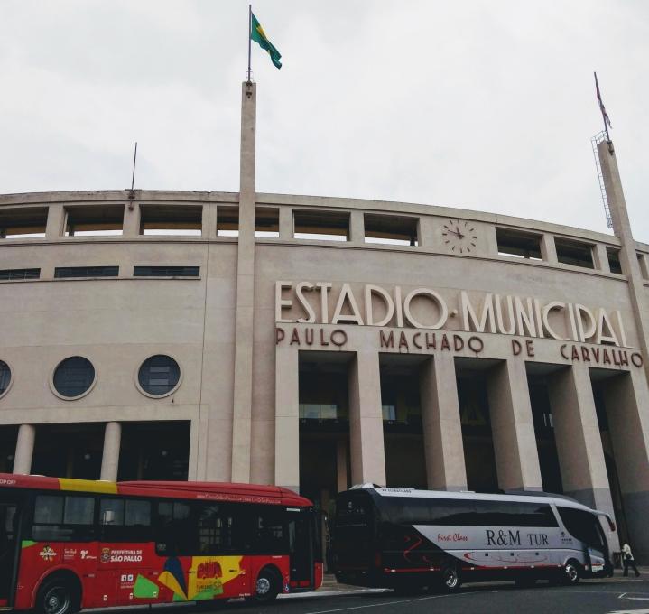 Estádio do Pacaembu - São Paulo