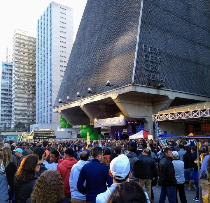 Sesi Av. Paulista SP