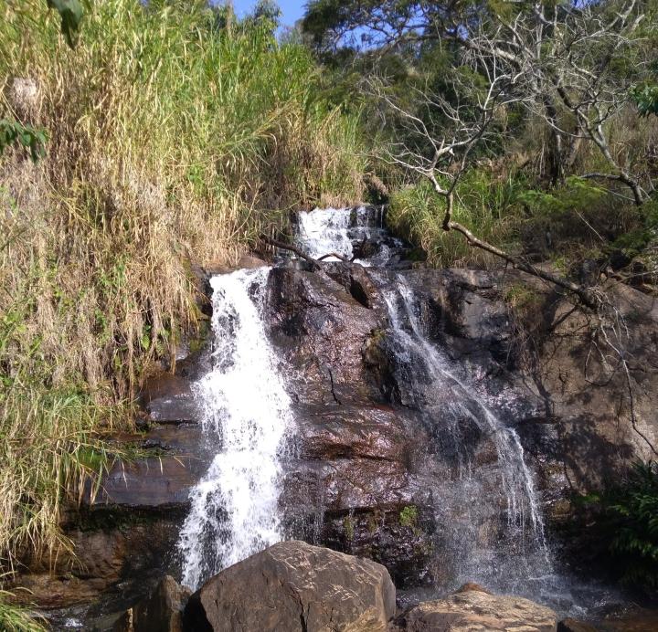 Cachoeira da Gomeira - Passa Quatro MG