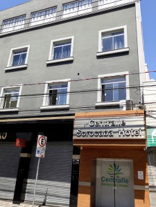 Centralle Sorocaba Hotel - Sorocaba SP