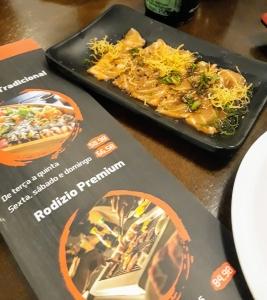 Restaurante Uekita Sushi & Yakiniku, Sorocaba SP