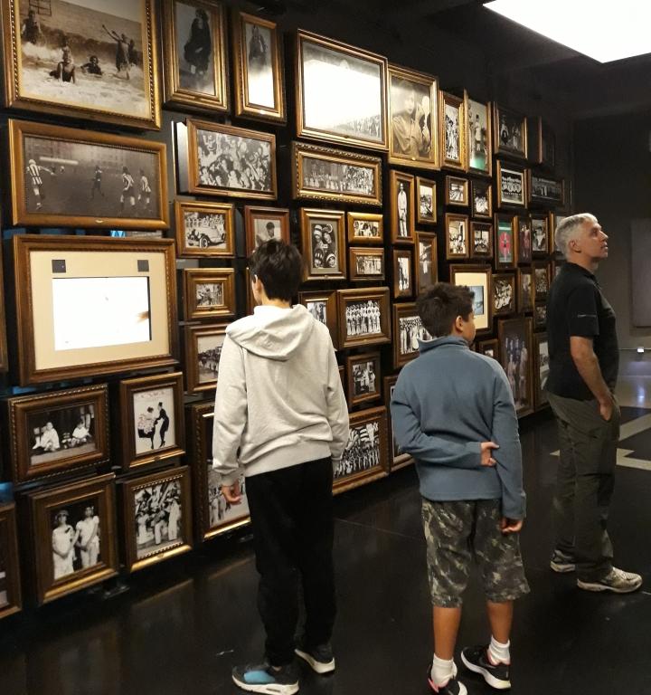 Museu do Futebol - Estádio do Pacaembu - SP