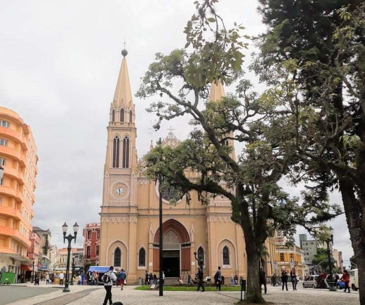 Catedral de Curitiba PR