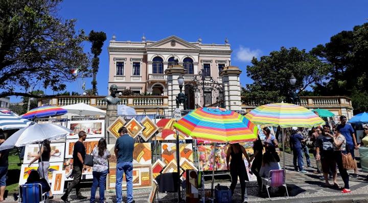 Feira do Largo da Ordem - Curitiba