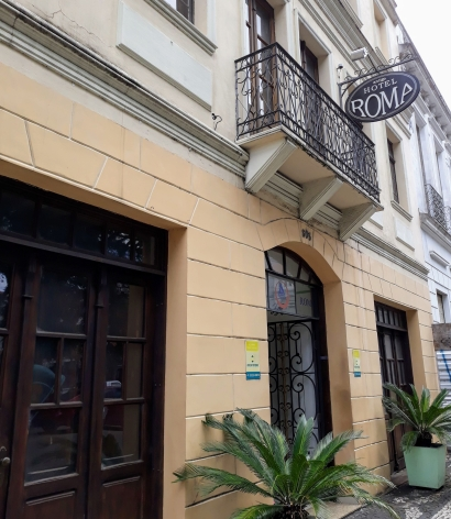 Hostel Roma Curitiba