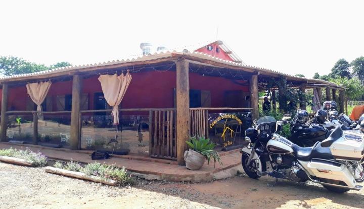 Casa do bolinho de frango em São Miguel Arcanjo SP