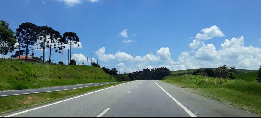 Estrada paulista