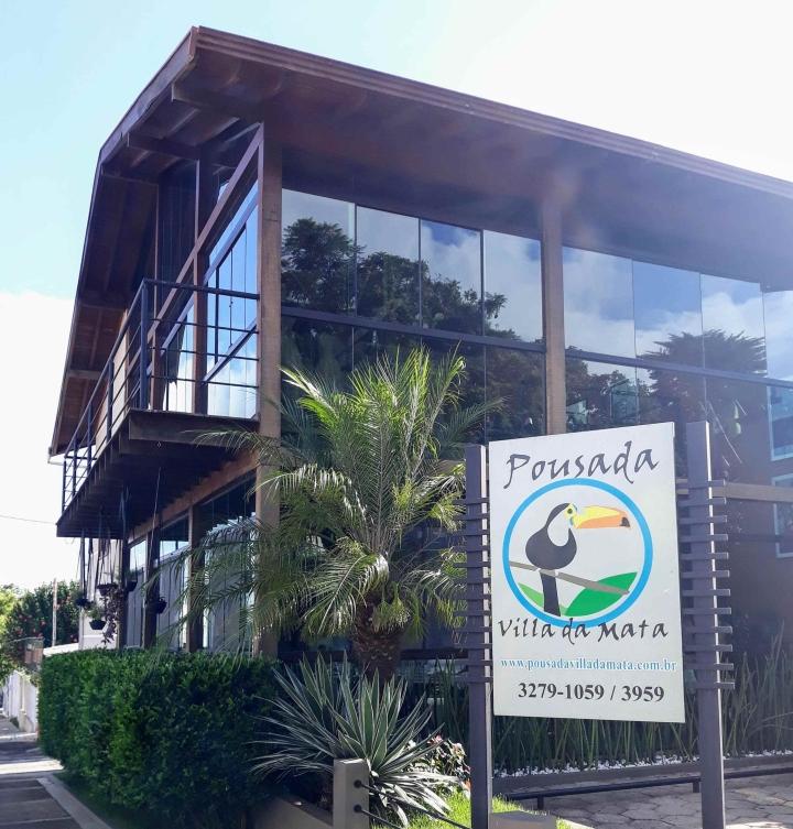 Pousada Villa da Mata em São Miguel Arcanjo SP
