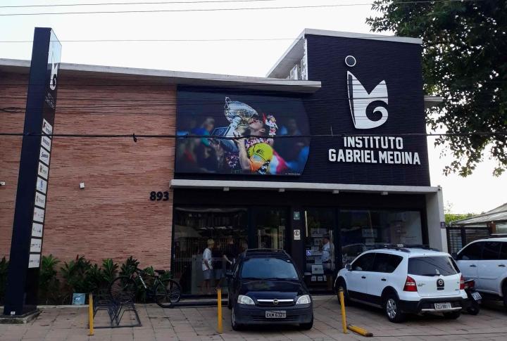 Instituto Gabriel Medina - Maresias SP