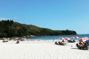 Praia de Maresias - São Sebastião SP