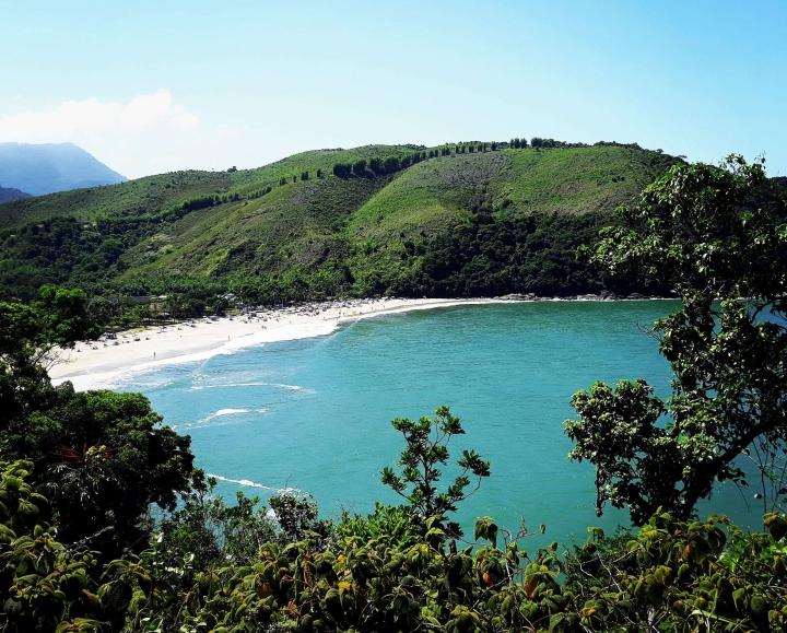 Praia de Paúba - São Sebastião SP