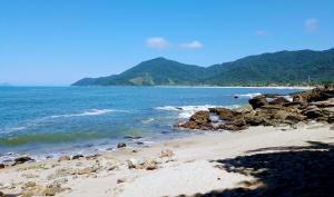Praia dos Pescadores - Maresias