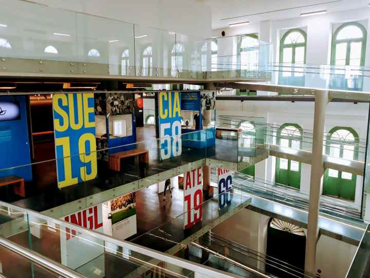Museu Pelé - Santos SP