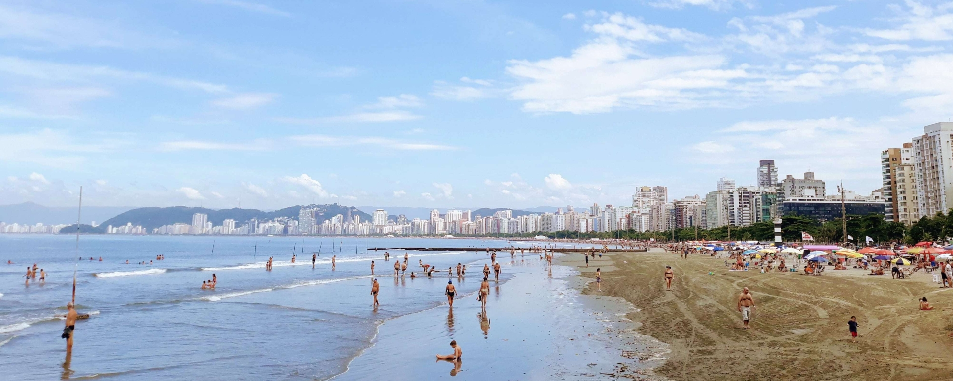 Ponta da Praia - Santos SP