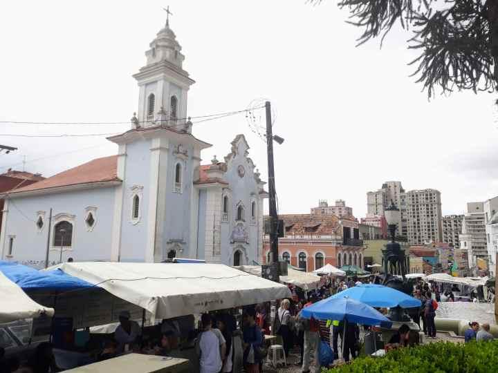 Feira do Largo da Ordem em Curitiba PR