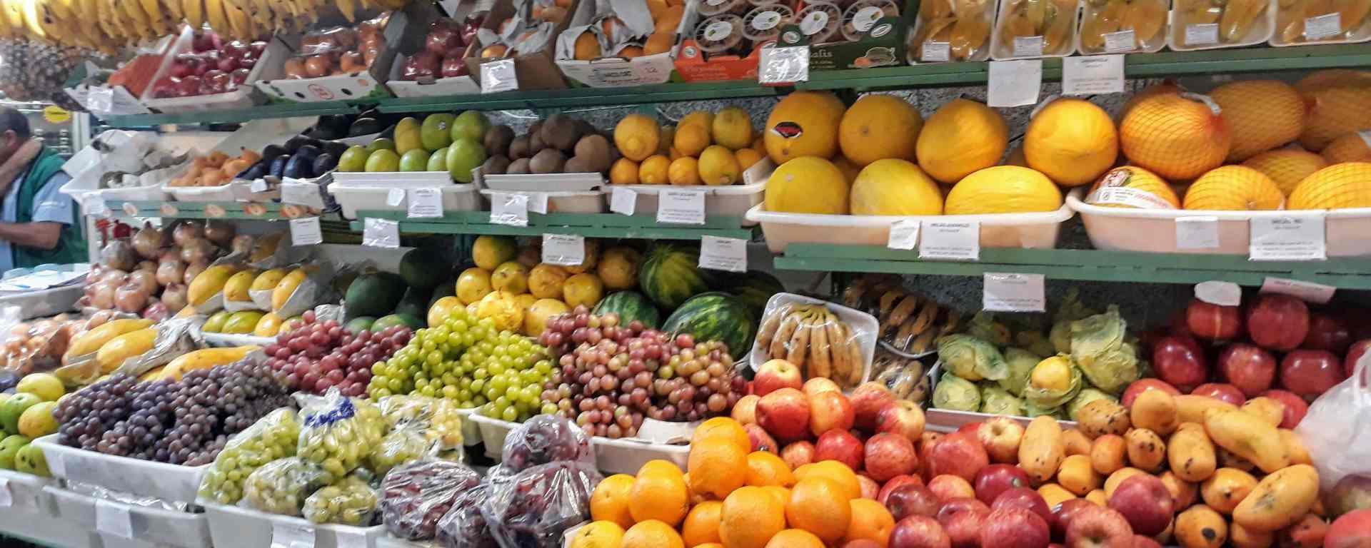 Mercado Municipal de Curitiba PR