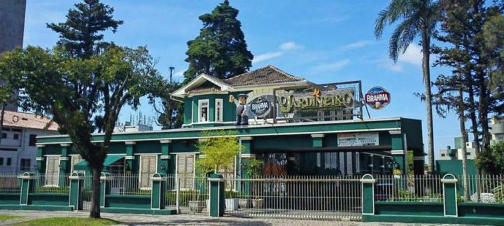 Restaurante O Jardineiro em Curitiba PR