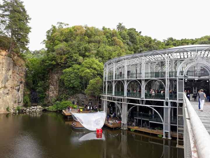 Restaurante Ópera Arte em Curitiba PR