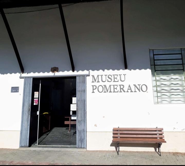 Pomerode SC - Museu Pomerano