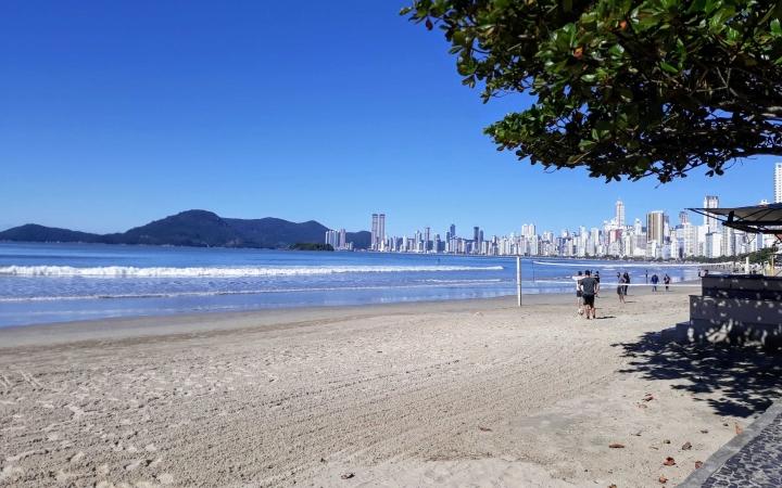 Balneário Camboriú SC - Praia Central