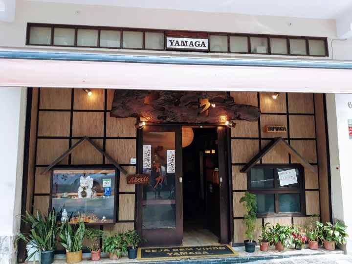 Bairro da Liberdade SP - Restaurante Yamaga