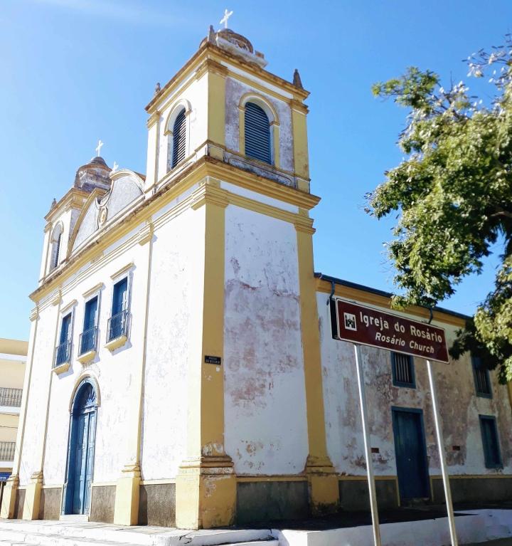 Igreja do Rosário Cunha SP