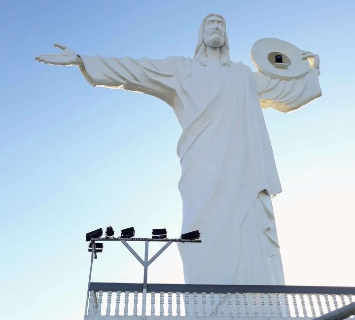 Balneário Camboriú SC - Cristo Luz