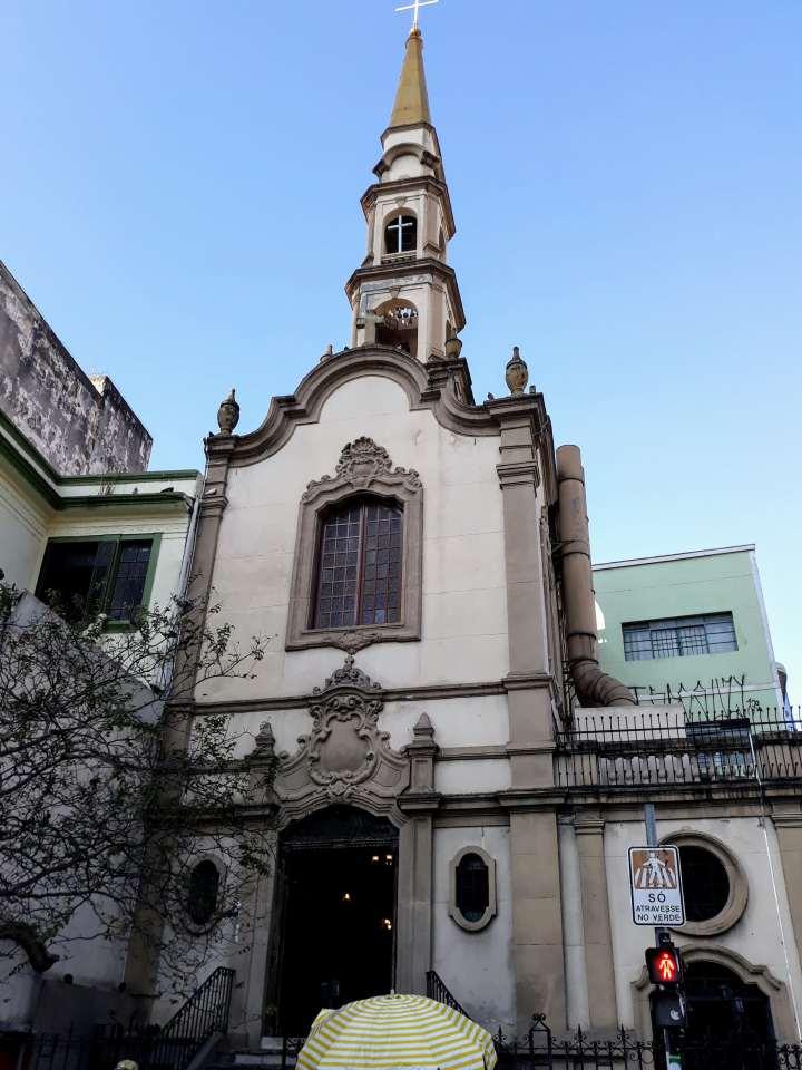 Igreja das Almas - Bairro da Liberdade SP