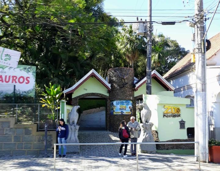 Pomerode SC - Zoo Parque