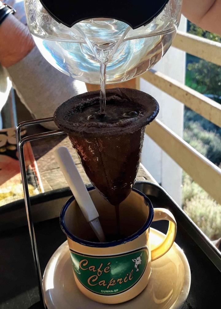 Cunha SP - Café Capril