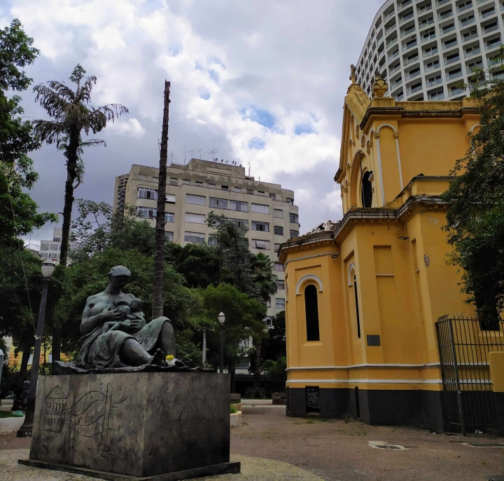 Largo do Paiçandu - Centro São Paulo