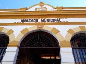 Mercado Municipal Cunha SP