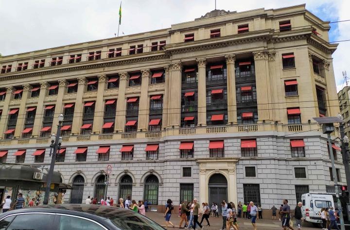 Shopping Light - Centro de São Paulo